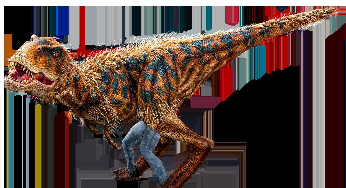 bookings real dinosaurs